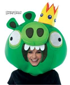 Angry Birds King Pig Mask   Masks