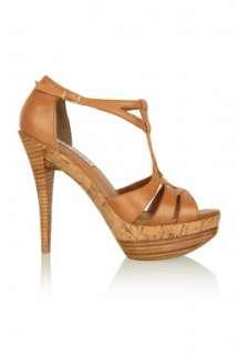 Tan Alice Cork & Wook Platform by Steve Madden   Brown   Buy Shoes