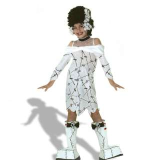 Universal Studios Monsters Frankies Girl Child Costume     1617797