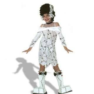 Universal Studios Monsters Frankies Girl Child Costume     1617797