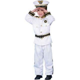 Navy Admiral Deluxe Child Costume   This Navy Admiral Deluxe Childs