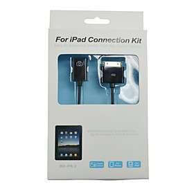 kit de conexão / para ipad / ipad 2 / iphone 4 / iphone 4s / itouch 4