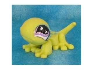 Littlest Pet Shop Gecko Ödla #596 på Tradera. Aktivitet  Leksaker