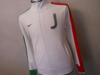 VTG NIKE JUVENTUS TRACKSUIT TOP JACKET RETRO FOOTBALL ITALIA SMALL