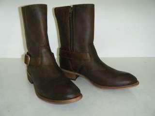 DINGO Ankle High Cowboy Boots 8 D US Men Used