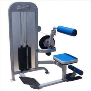 Quantum Fitness I Series Commercial Abdominal/Back