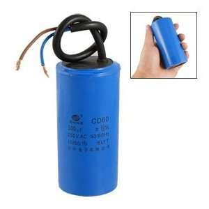 AC250V Motor Start Aluminum Electrolytic Capacitor: Car Electronics