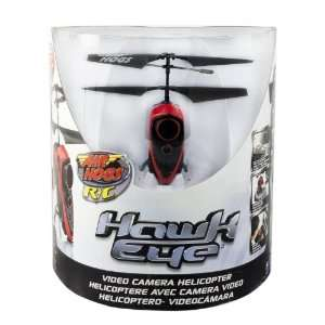 Air Hogs Hawk Eye   Red Toys & Games