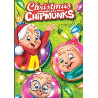 Alvin and the Chipmunks: Christmas With The Chipmunks DVD ~ Ross