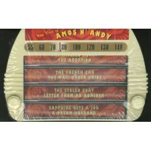 Best of Amos N Andy (9781555697532) Classic Radio