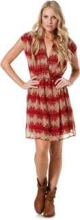 SWELL ROYALE CHIFFON OVERLAY DRESS > Womens > Clothing > Dresses
