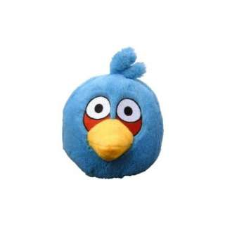 Angry Birds 5 Plush Blue Bird Toys & Games
