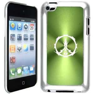 Apple iPod Touch 4 4G 4th Generation Green B291 hard back case