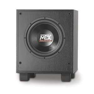 Mtx Audio 15inch Powered Home Theater Subwoofer 250w Rms