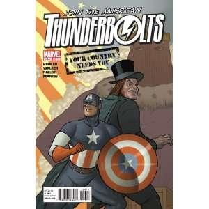Thunderbolts #164 (0759606056026) Jeff Parker, Kev Walker Books
