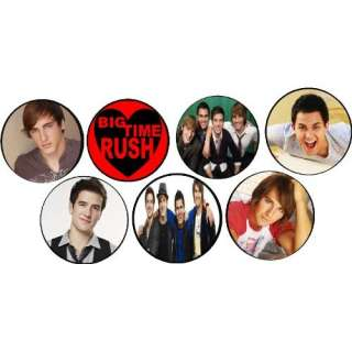TIME RUSH Pinback Buttons 1.25 Pins / Badges HOCKEY