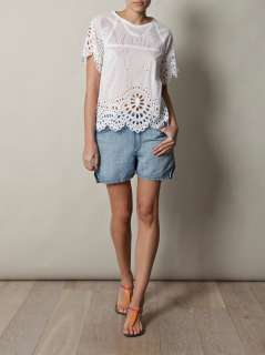 Dream cotton embroidered top  Isabel Marant