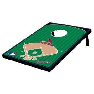 St. Louis Cardinals Baseball Bean Bag Toss Game
