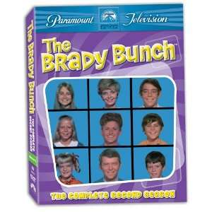 The Brady Bunch   The Complete Second Season Robert Reed