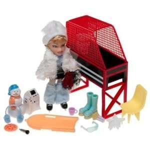 Ailani Lil Bratz Sno Fun Collectible Set Snow  Toys & Games