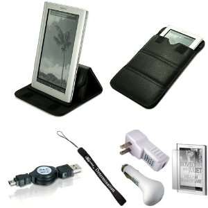 Durable Cover Sleeve Carrying Case can easily be converted to a stand