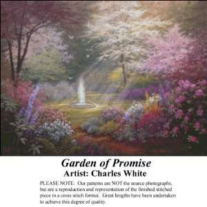 Garden of Promise, Counted Cross Stitch Patterns PDF