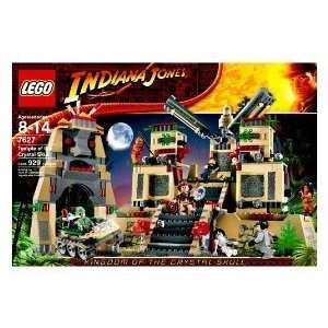 Lego Indiana Jones 7627   Temple of the Crystal Skull with Indiana
