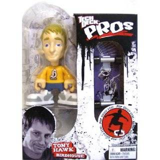 Novelty & Gag Toys › Finger Boards & Finger Bikes › Tony Hawk