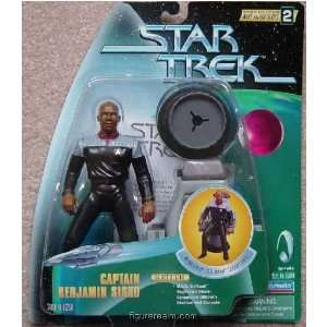 from Star Trek   Warp Factor Combat Action Action Figure Toys & Games