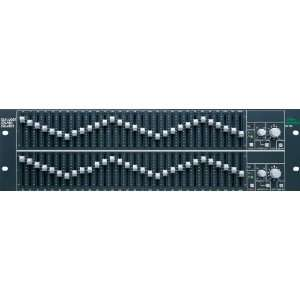 BSS Audio FCS 960 Graphic Equalizer Musical Instruments