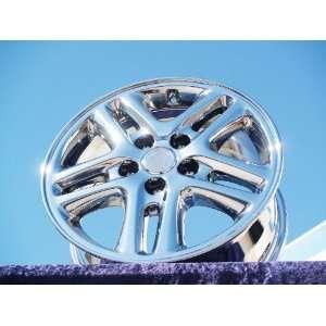 Toyota RAV4 Set of 4 genuine factory 16inch chrome wheels