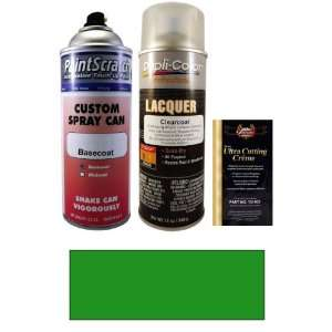 Dark Jade Metallic Spray Can Paint Kit for 1977 Ford Truck (46 (1977