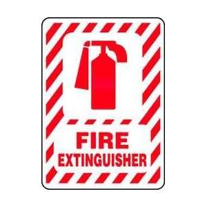 Sign,14x10 In,fire Extinguisher   ACCUFORM SIGNS