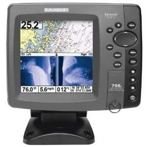 Humminbird 383c portable w tm gps fishfinder combo for Academy sports fish finders