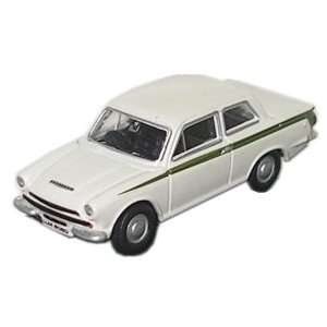 oxford ford cortina mk1 car 1.76 railway scale diecast model