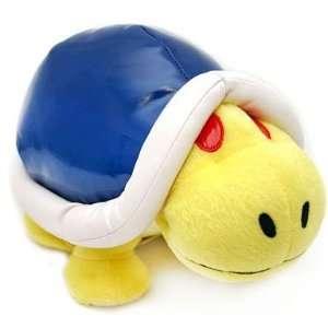 Nintendo Super Mario Brothers 10 Buzzy Beetle Plush Toys & Games