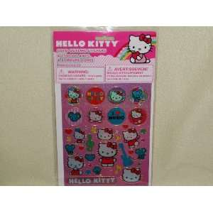 Hello Kitty Gold Outline Stickers Toys & Games