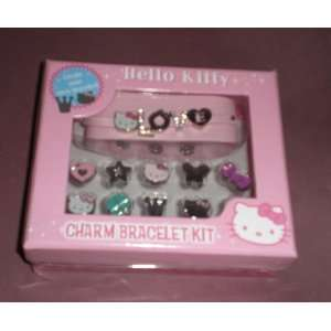 Hello Kitty Charm Bracelet Kit Toys & Games