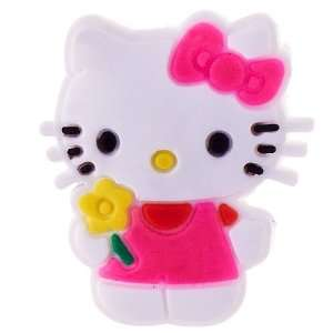 Jewelry Making Hello Kitty Flower Croc Charm Arts, Crafts & Sewing