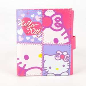 Hello Kitty Wallet Card Holder Purse Magenta Toys & Games