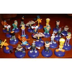 Looney Tunes Hip Hop Figure Collection Set of 12