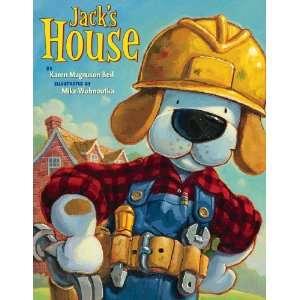 Jacks House (9780823419135) Karen Magnuson Beil, Mike