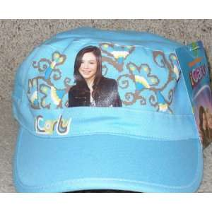 Nickelodeon iCarly Baseball Cap Hat 7 14 Light Blue Toys