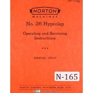 Machine Operating and Serviceing Instructions Manual Year (1942