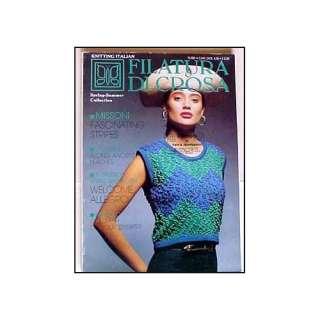 Filatura Di Crosa Italian Knitting Magazine Spring Summer