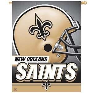 New Orleans Saints NFL Vertical Flag (27x37)  Sports
