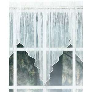 Radiance Sheer Curtains: Home & Kitchen