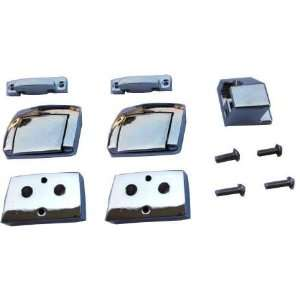 Chrome Latches for Harley Davidson Tour Pack Automotive