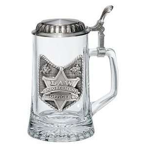 Law Enforcement Officer Stein Kitchen & Dining