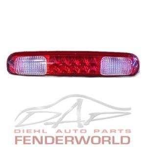 CHEVY SILVERADO 99 06 RED LED THIRD BRAKE LIGHT Automotive